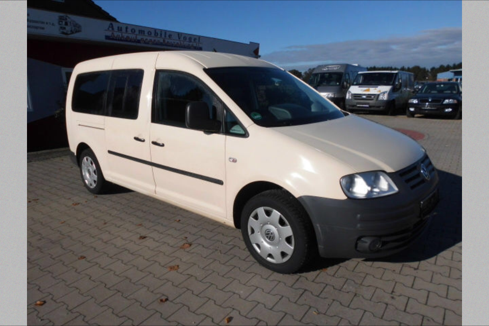 VW CADDY MAXI TDI